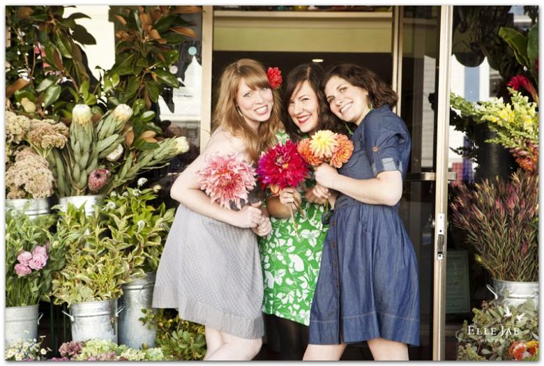 The Ladies of Church Street Flowers