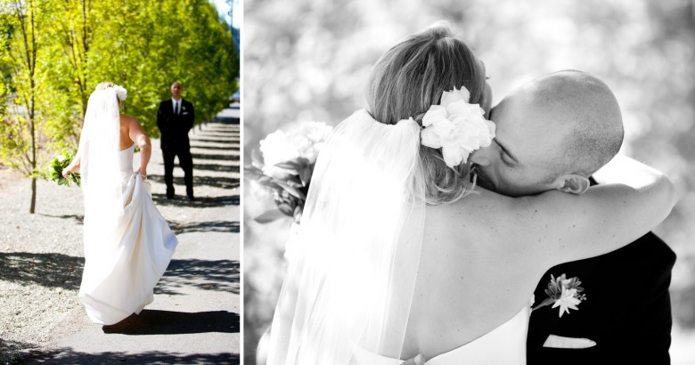Tips for the to-be-wed,  Why you should see each other before the ceremony