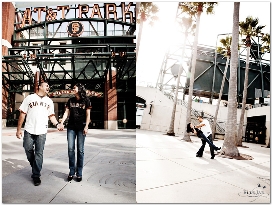 San Francsico Engagement Photography by Elle Jae