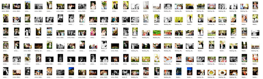 What to do with all those digital wedding images?
